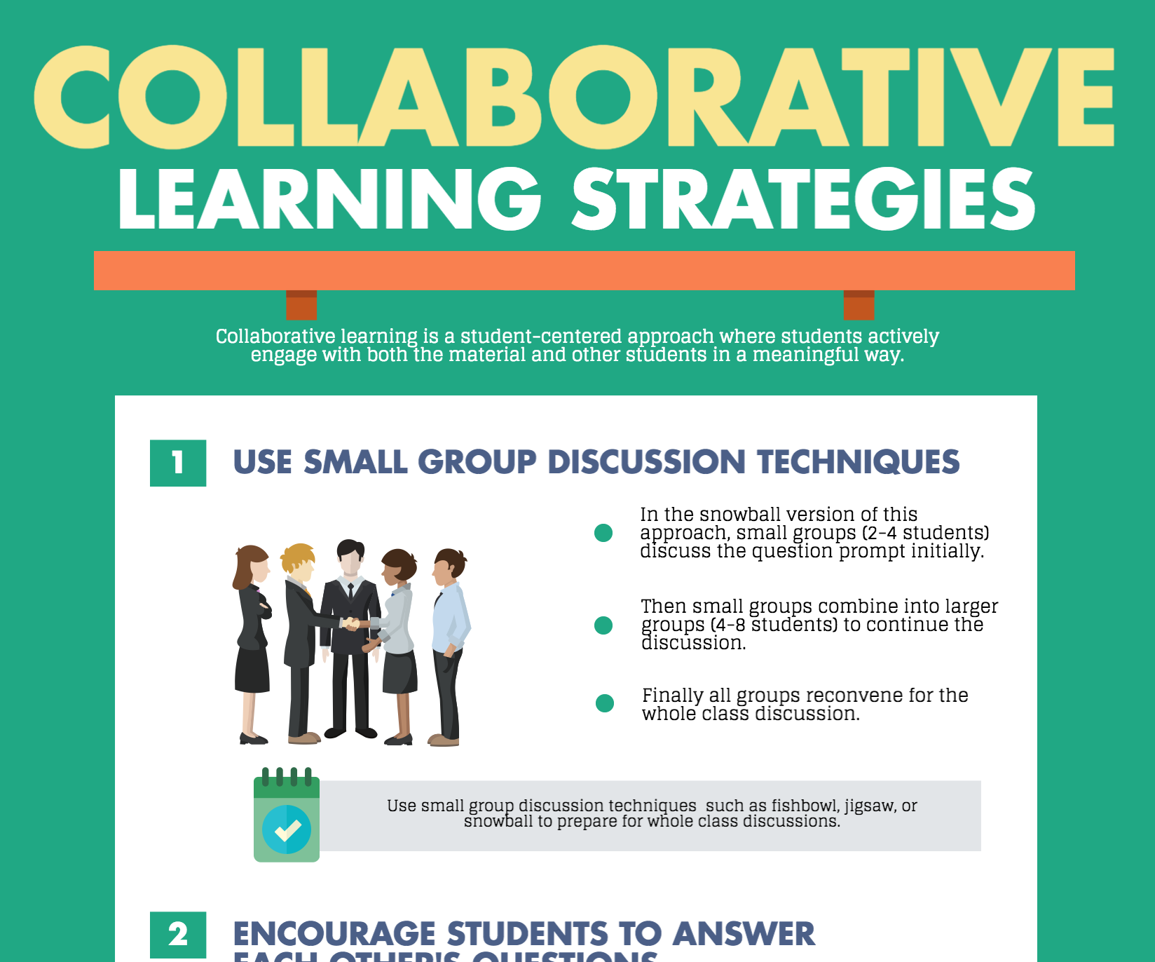 Collaborative Learning In The Classroom : Successful collaborative learning center for innovative
