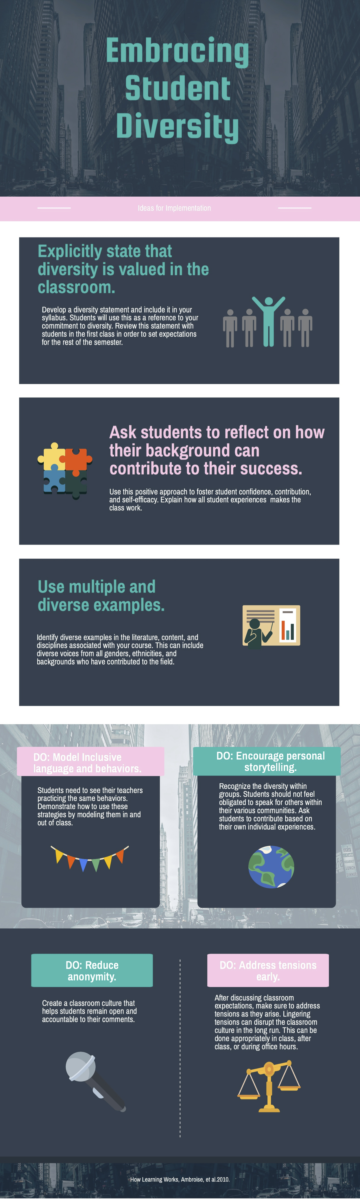 Tips for Embracing Student Diversity