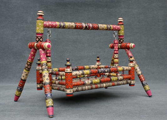 Cradle from Pakistan