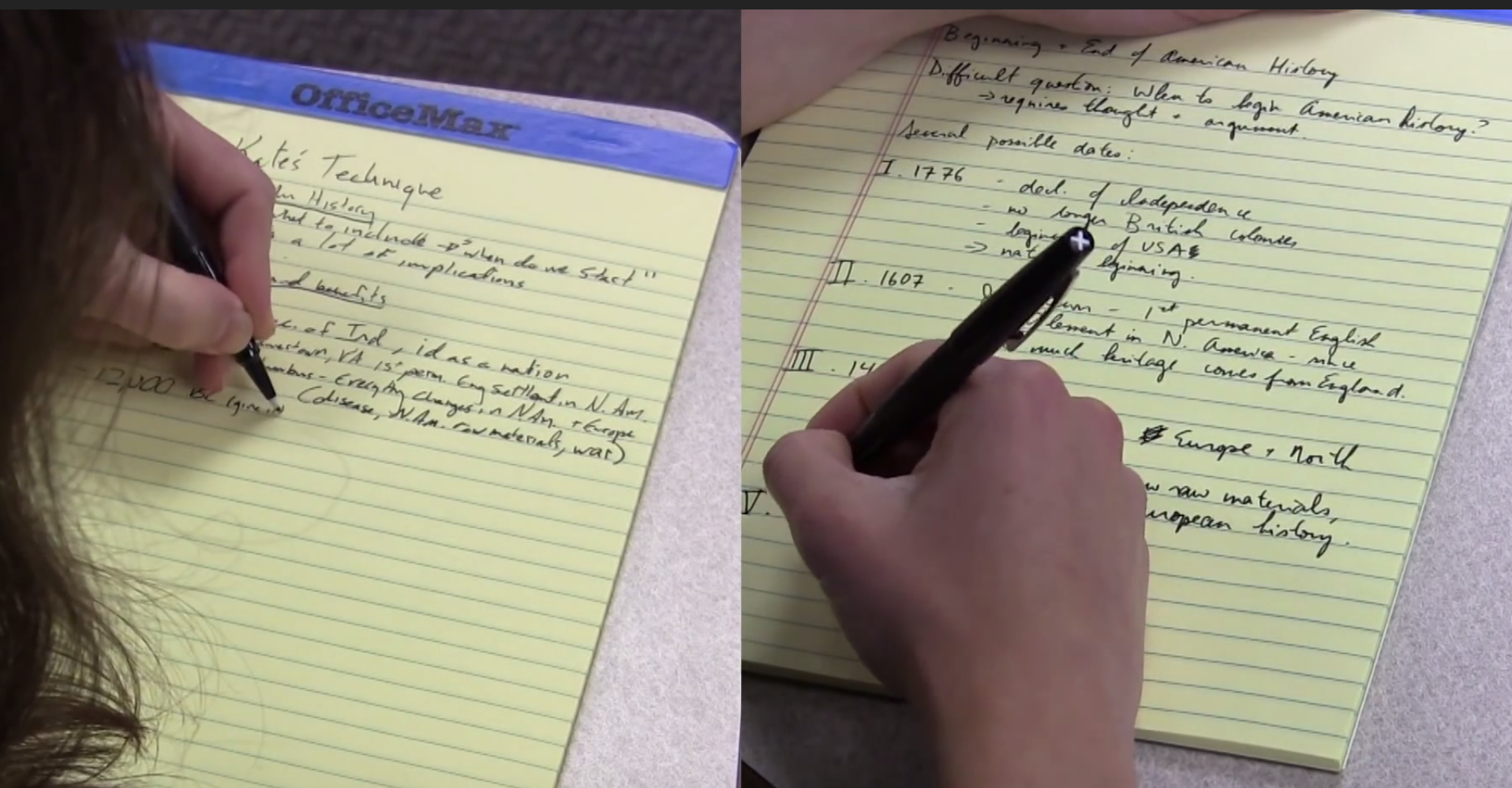 Importance of taking notes quotes