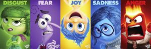 Movie poster from Inside Out