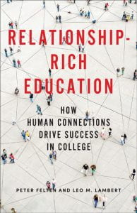 Cover of Relationship Rich Education