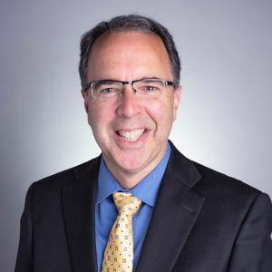 Photograph of Greg Geisler, Clinical Professor of Accounting