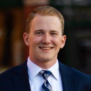 Photograph of Ben Sermersheim, 3/2 MBA Class of 2021