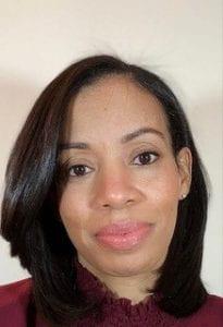 This is Tamra Wright's headshot.