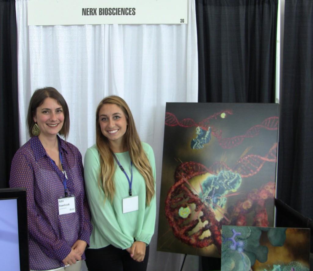 Katherine Pawelczak, VP of Research, NERx BioSciences