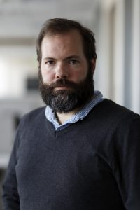 Portrait of David Landy