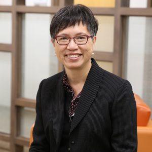 headshot of Yvonne Lai