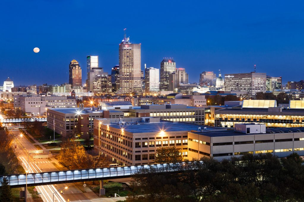 Forbes Indianapolis Ranks High Among American