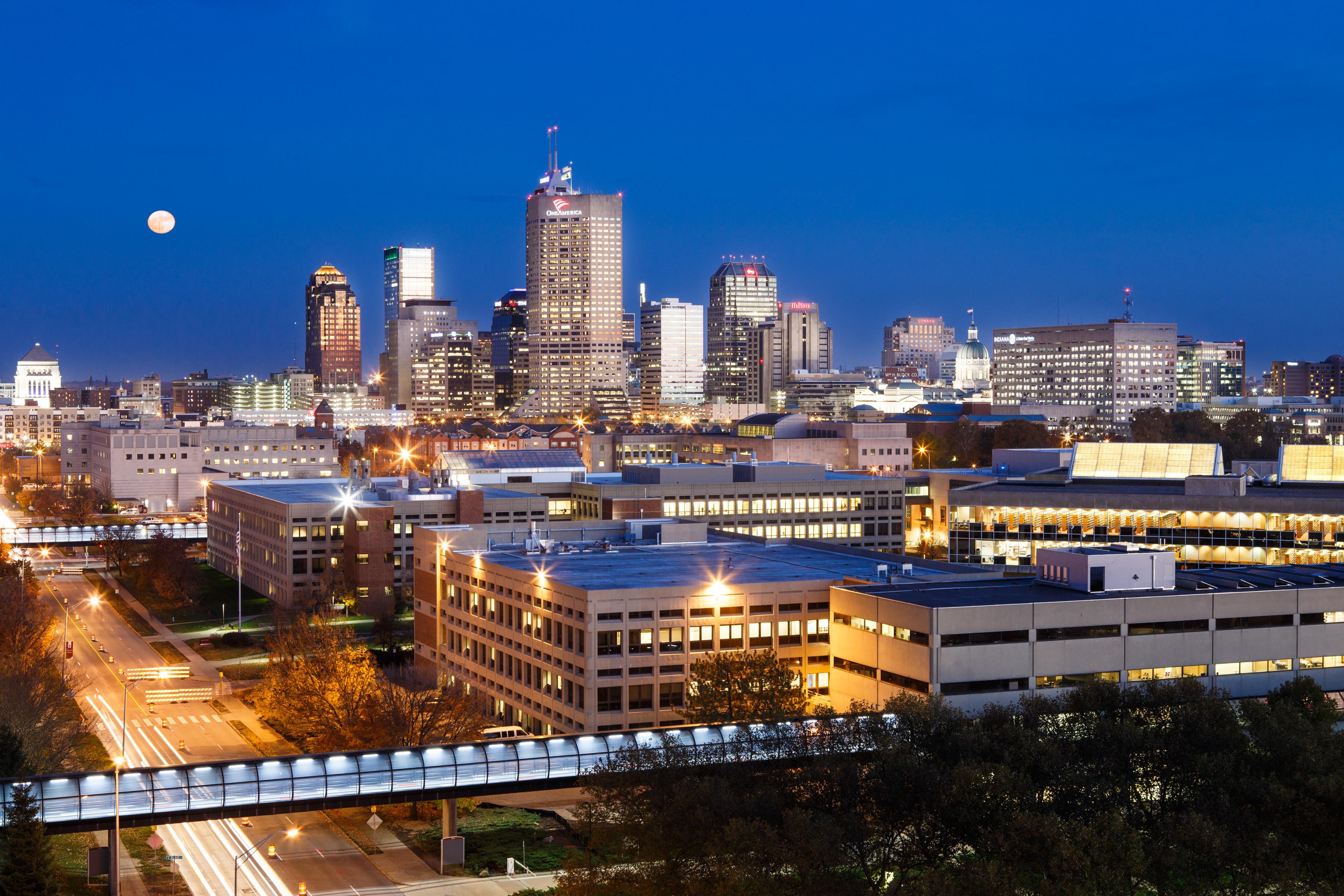 Forbes: Indianapolis ranks high among American ...