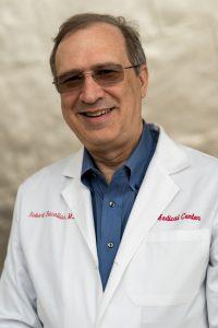 portrait of Dr. Robert Bacallao