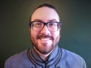 Grants Specialist Brendon Devine