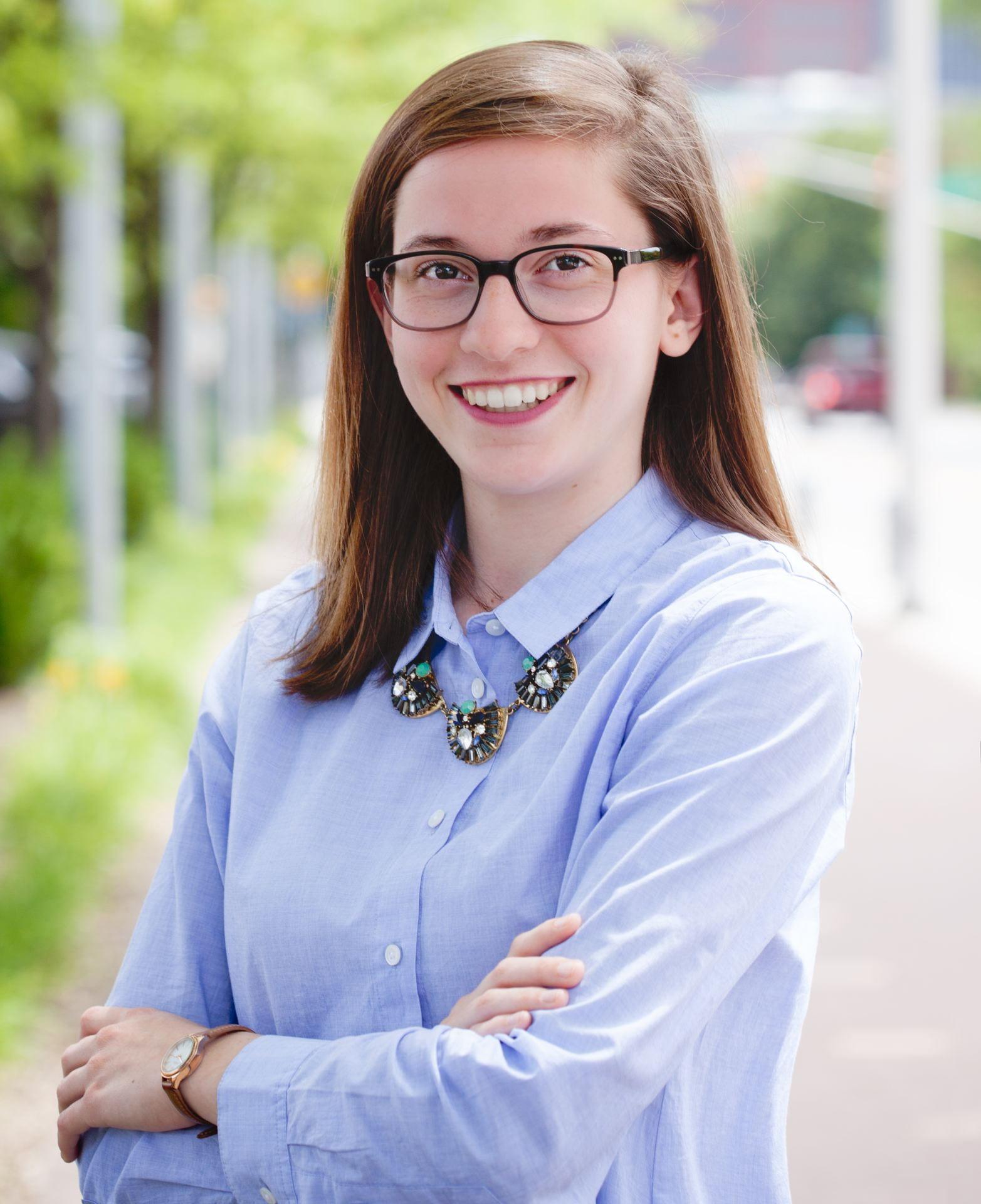 Megan Lisch Headshot