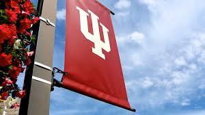 IU Trident Flag