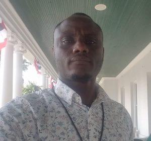 Amadou Sylla Headshot