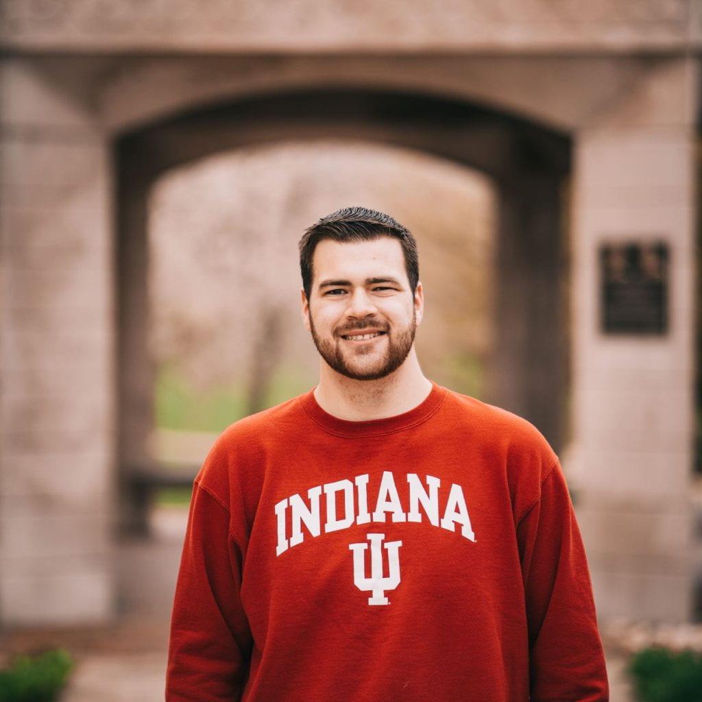 headshot of Patrick McPartlin