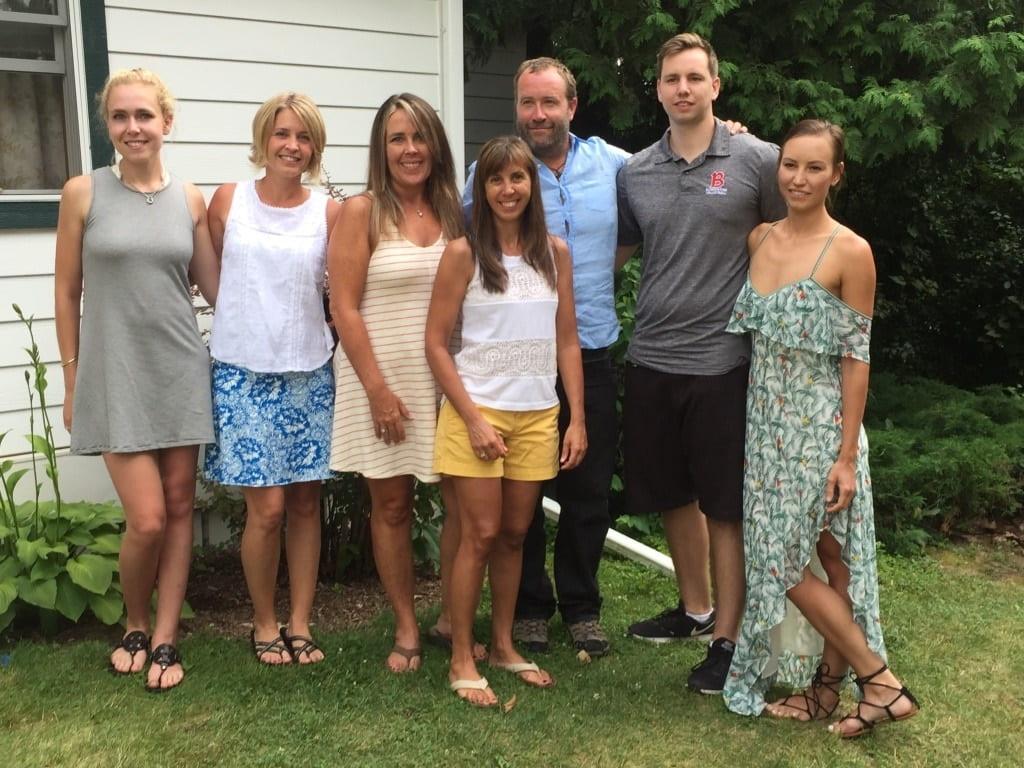 Part of Generation 5 – Katie, Amy, Heidi, Lisa, Ryan, Robert and Samantha