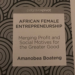 African female entrepreneurship book
