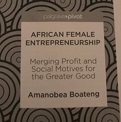 African female entrepreneurship book
