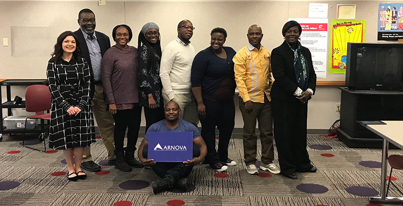 ARNOVA-AROCSA NGO Leadership Transition Fellows