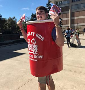 Riley Kids fundraiser