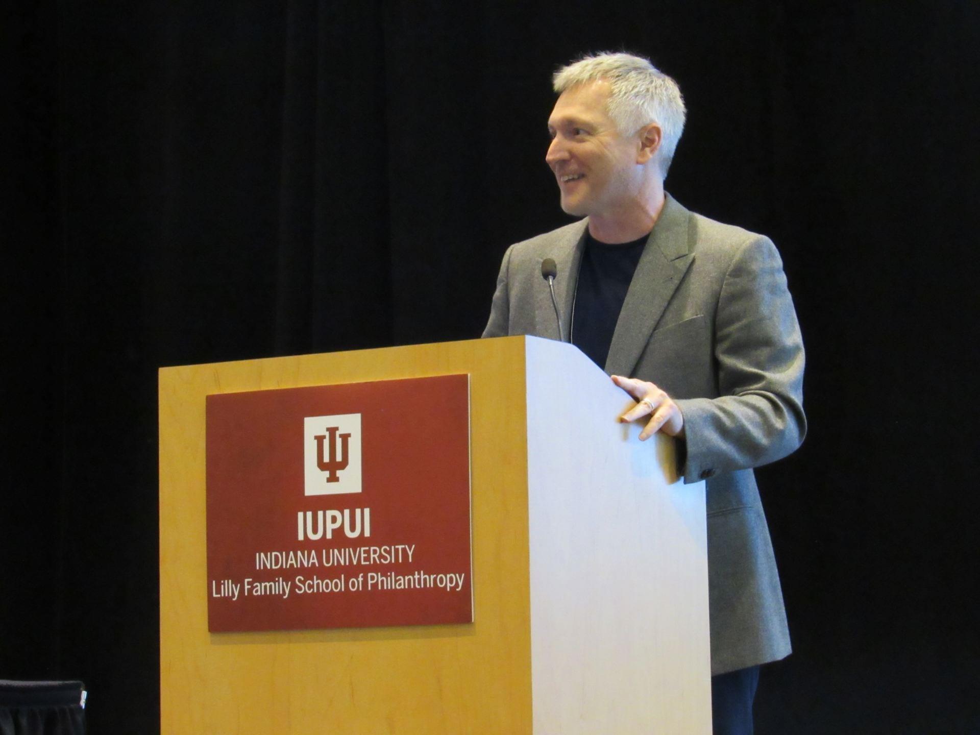 Dr. List at the 2018 SPI Conference