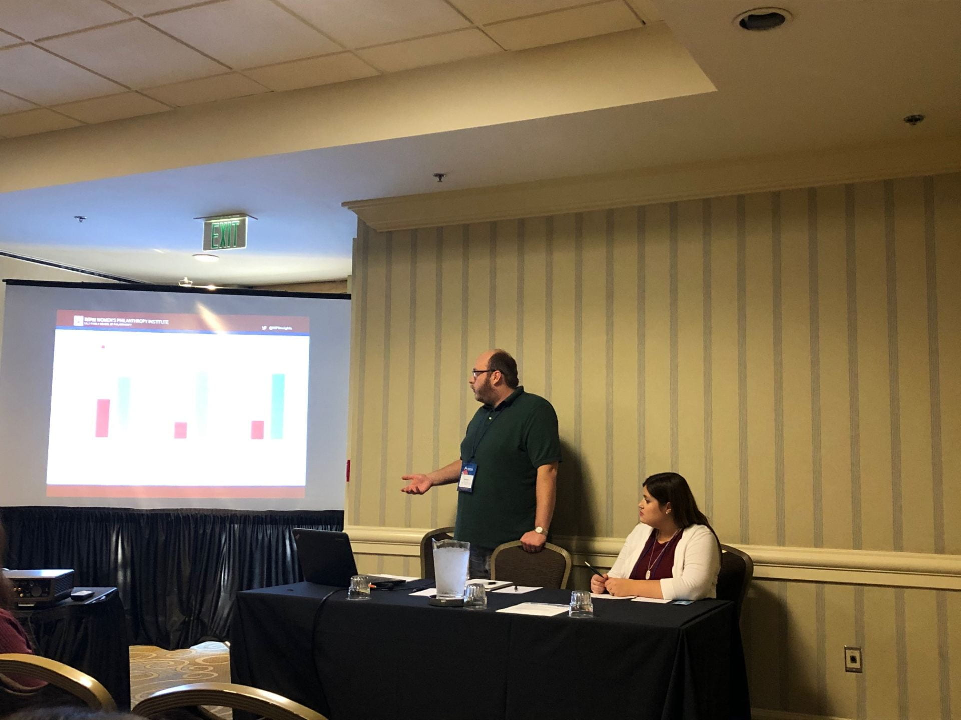 Statistician Jon Bergdoll and visiting research associate Tessa Skidmore discuss findings and implications from the WGI.