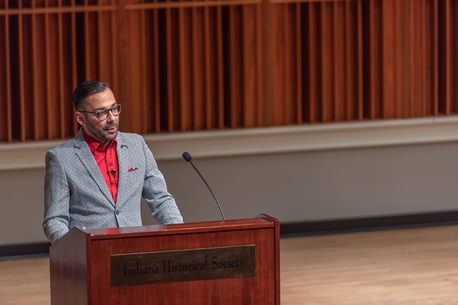 Edgar Villanueva discusses decolonizing wealth.