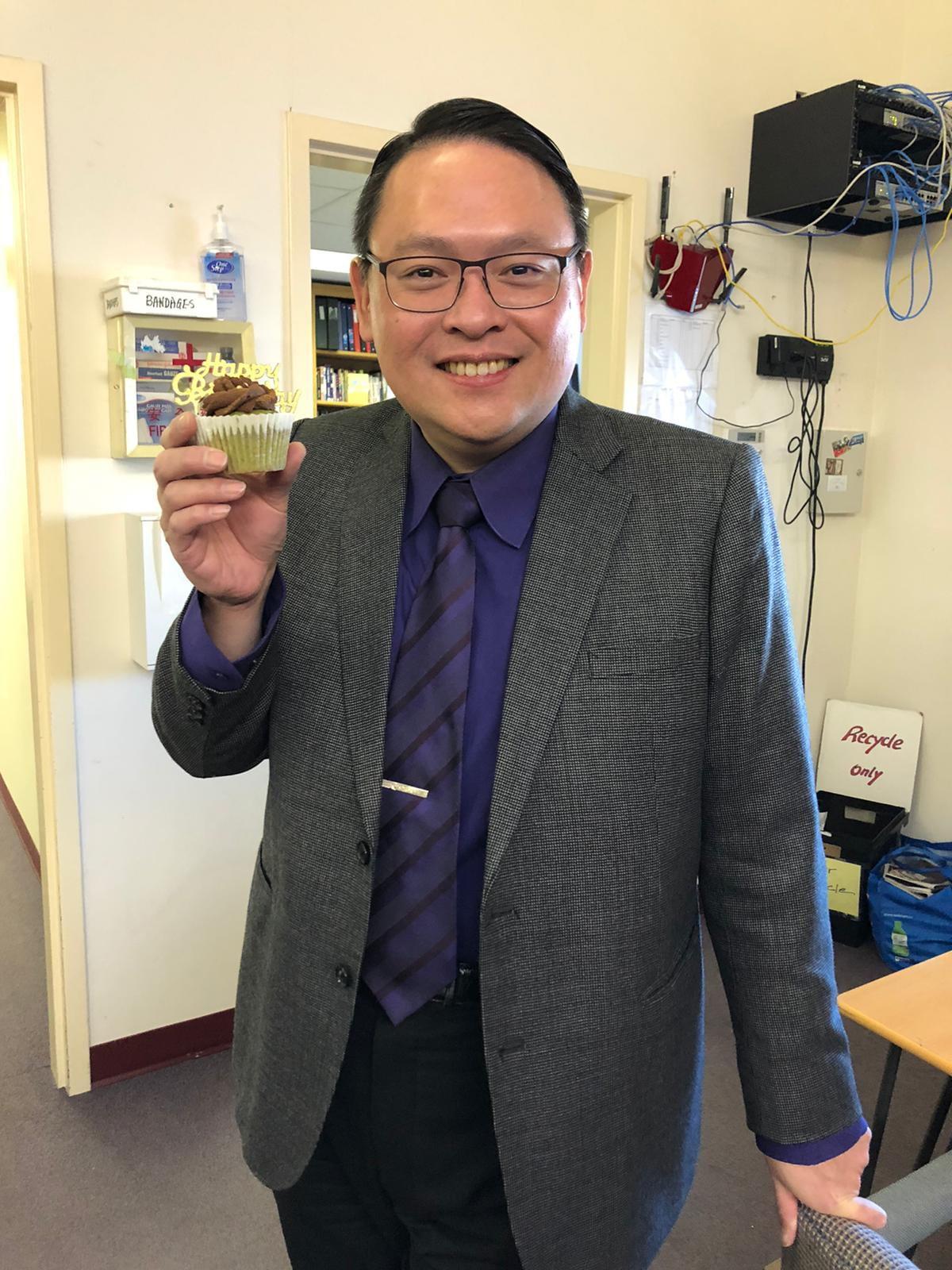 Rev. Hong