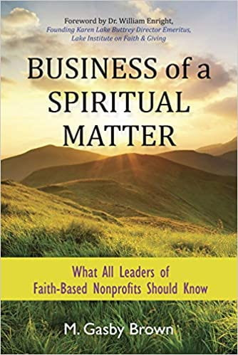 Business of a Spiritual Matter cover