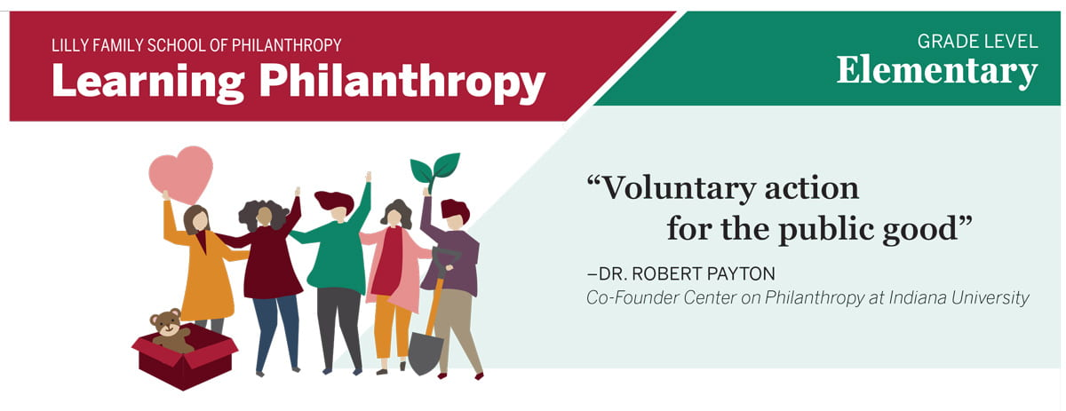 Learning Philanthropy