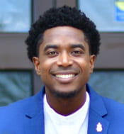 Keenan Harrell, M.A.'21