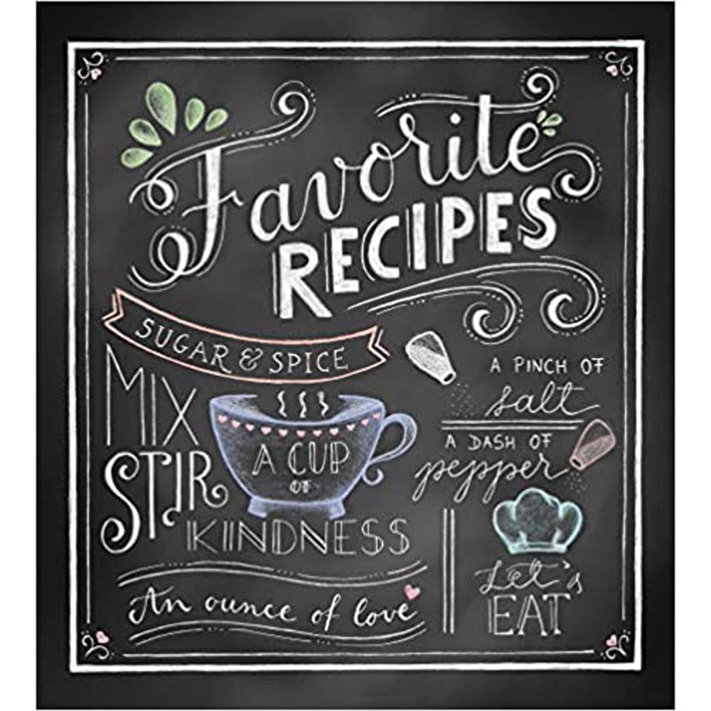 cookbook recipes
