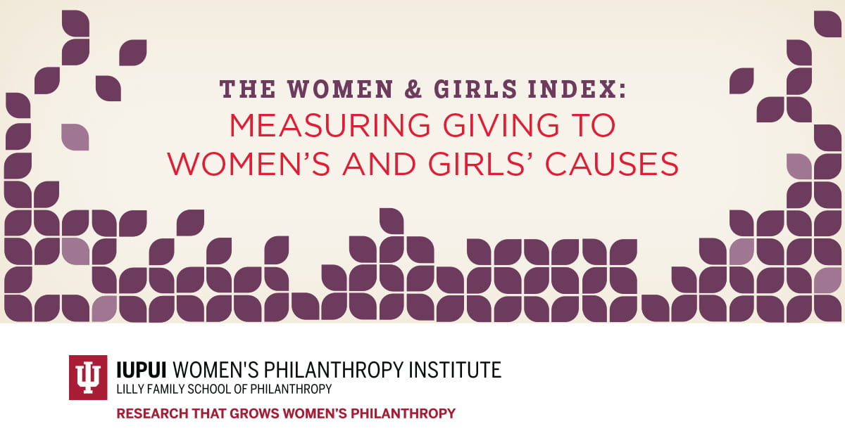 Women and Girls Index