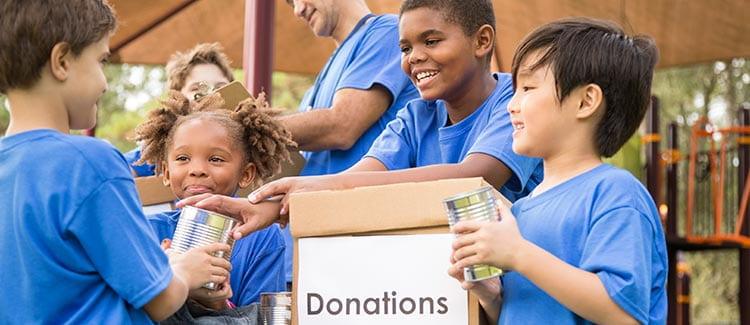 teaching generosity