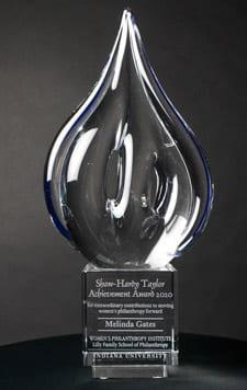 Shaw-Hardy award