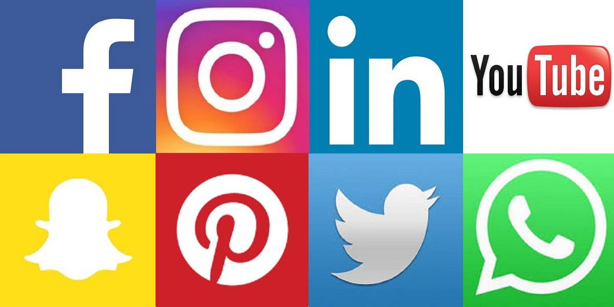 social media properties