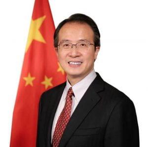 Consul General Hong Lei