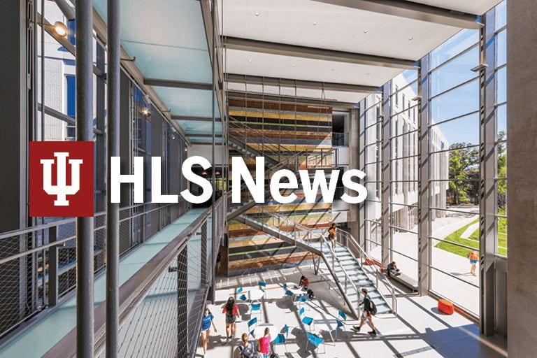 The Hamilton Lugar School Atrium