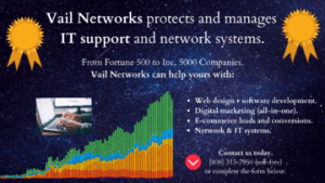 Managed IT Support by vailnetworks.com