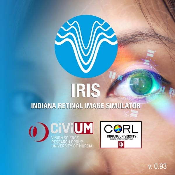 IRIS – Indiana Retinal Image Simulator – Clinical Optics Research Lab