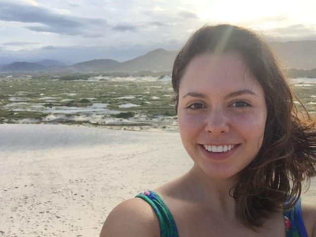 Rebecca Garcia Bs17 What I Learned While Working In Latin America