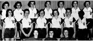 Nurse's Team 1960. Arbutus 1960