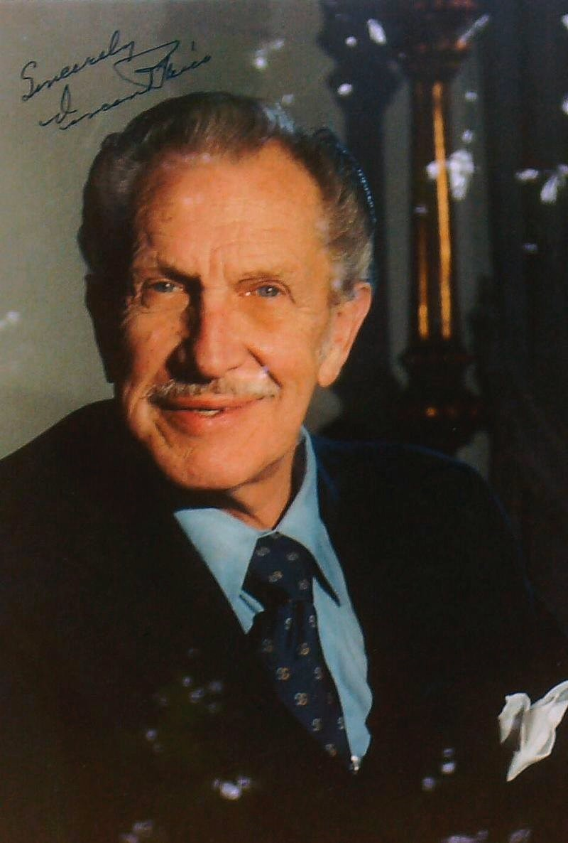 Vincent Price's Visit to IU Southeast – Voices from the IU ...