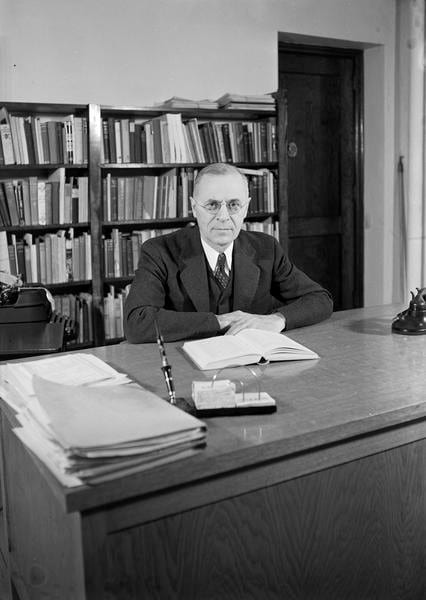 Edwin H. Sutherland: The IU Scholar Who Revolutionized the Study of  Criminology – Voices from the IU Bicentennial