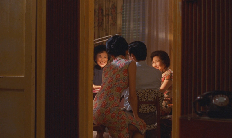 Still image from In the Mood for Love