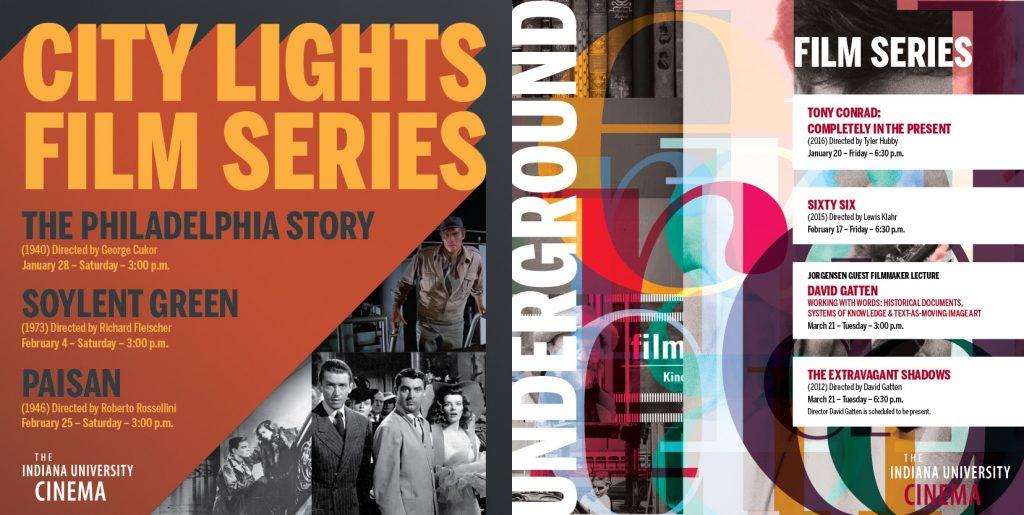 City Lights and Underground Film Series