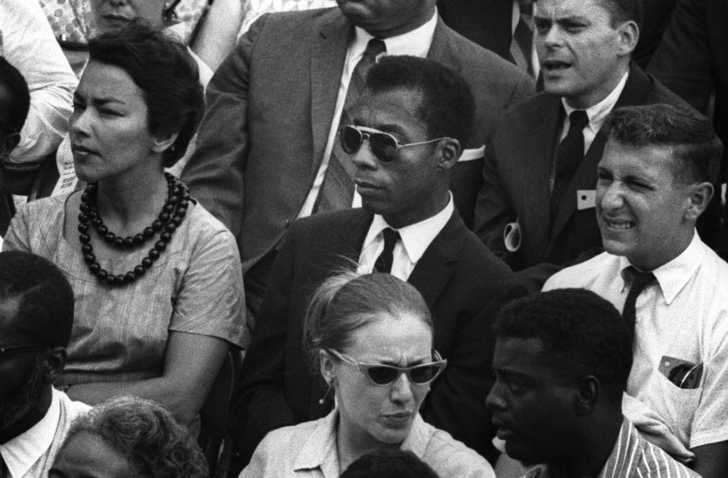 Still image from I Am Not Your Negro