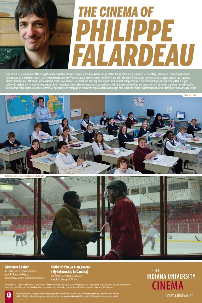 The Cinema of of Philippe Falardeau poster
