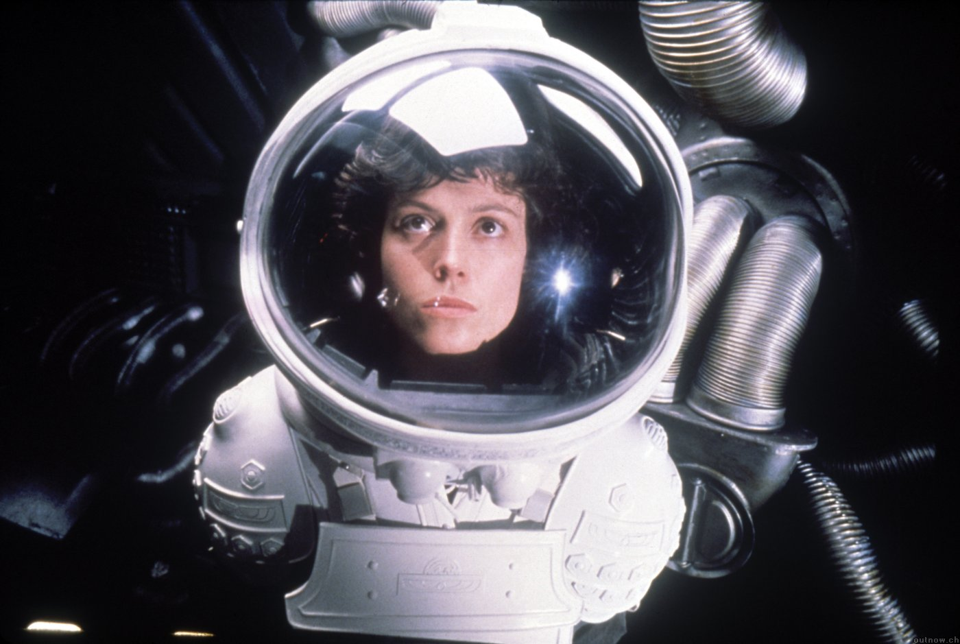 Still image from Ridley Scott's Alien